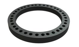 Кольцо резиновое для асбестоцементных труб, 150 мм
