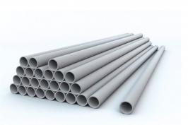 Труба асбестоцементная безнапорная, 100 мм х 3,95 м (ГОСТ)