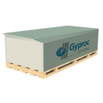Гипсокартонный лист Gyproc Аква Оптима, 2500х1200х12,5 мм