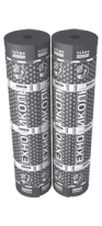 Рулонная кровля Технониколь Биполь ТКП-4,0 гранулят серый