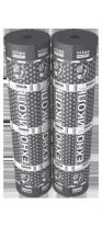 Рулонная кровля Технониколь Биполь ХКП-4,0 стеклохолст гранулят серый