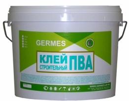 Клей ПВА Строительный ГЕРМЕС, 40 кг