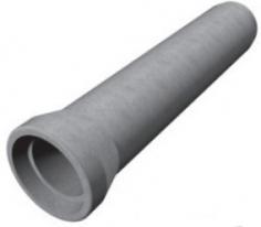 Труба асбестоцементная дренажная, 400 мм х 5 м