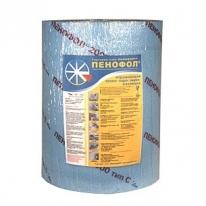 Вспененный полиэтилен Пенофол С (15000х600х8 мм)