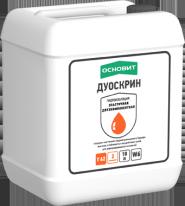Гидроизоляция эластичная двухкомпонентная ОСНОВИТ ДУОСКРИН Т-62 Компонент жидкий, 10 л