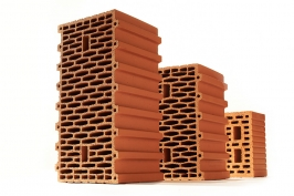 Керамический блок Braer, 440х219х250 мм