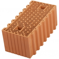 Керамический блок Wienerberger, 80x219x500 мм
