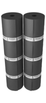 Кровля рулонная Оргкровля Стеклоизол ТкКП 4,0 (10 м) cтеклоткань каркасная