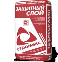 Гидроизоляция СТАРАТЕЛИ СТРОМИКС защитный слой, 25 кг
