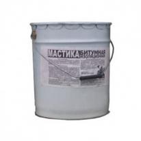 Мастика битумная МБИ-55, 17 кг