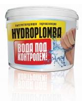 Гидроизоляция быстротвердеющая для остановки течей Bergauf Hydroplomba, 0,6 кг