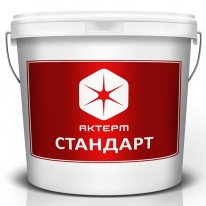 Жидкая теплоизоляция Актерм Стандарт белый, 10 л