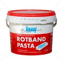Шпаклевка готовая финишная КНАУФ Ротбанд-Паста профи, 18 кг