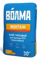 Клей монтажный ВОЛМА-Монтаж, 30 кг