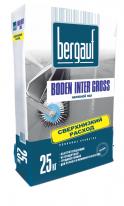 Наливной пол минеральный быстротвердеющий Bergauf Boden Inter Gross, 25 кг