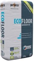 Наливной пол быстротвердеющий, безусадочный Perfekta GREEN LINE ECOFLOOR – Dustfree, 25 кг