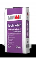 Наливной пол МАГМА TechnoLith, 25 кг