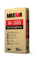 Пескобетон МАГМА М 300, 30 кг