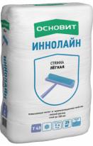 Стяжка легкая ОСНОВИТ ИННОЛАЙН Т-43, 25 кг