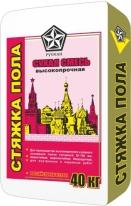 Стяжка цементная РУСЕАН СТЯЖКА ПОЛА, 40 кг