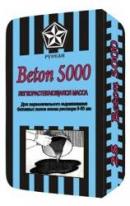 Ровнитель отделочный для 10-50 мм РУСЕАН BETON 5000, 25 кг