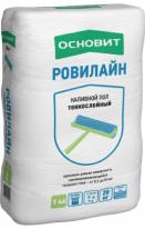 Наливной пол тонкослойный ОСНОВИТ РОВИЛАЙН Т-46, 20 кг