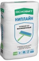 Наливной самовыравнивающийся пол ОСНОВИТ НИПЛАЙН Т-42, 25 кг
