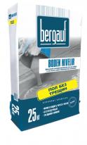 Наливной пол финишный самонивилирующийся для любых оснований Bergauf Boden Nivelir, 25 кг