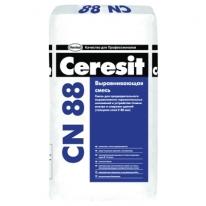 Смесь высокопрочная выравнивающая для пола CERESIT CN 88 (от 5 до 50 мм), 25 кг