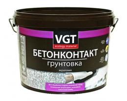 Бетоноконтакт белый VGT 8 кг