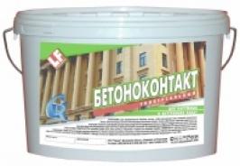 Грунтовка Бетоконтакт ЛУЧ универсальный, 20 кг