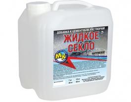 Жидкое стекло натриевое Мастер-Класс, 15 кг