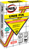 Клей плиточный ЮНИС Fix, 25 кг