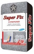 Клей для плитки для наружных и внутренних работ РУСЕАН SUPERFIX, 25 кг