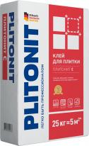 Клей для облицовки сложных поверхностей ПЛИТОНИТ С, 25 кг