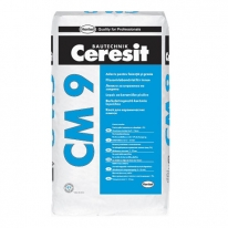 Клей для плитки для внутренних работ CERESIT СМ 9, 25 кг