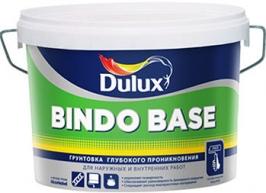 Грунт глубокого проникновения, универсальная Dulux Bindo Base 10 л
