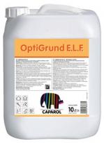 Грунт глубокого проникновения, водоотталкивающий Caparol Opti Grund E.L.F. 10 л