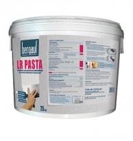 Шпаклевка акриловая для внутренних работ Bergauf LR Pasta, 25 кг