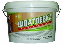 Шпаклевка латексная для внутренних работ ГЕРМЕС, 30 кг
