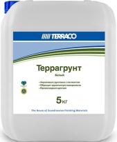 Грунт глубокопроникающий универсальный белый Terraco 10 кг