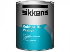 Грунт белый укрывной Sikkens Rubbol BL Primer 2,5 л