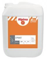 Грунт универсальный для качественной подготовки основания Alpina Expert 10 л