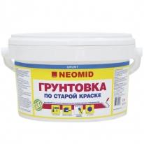 Грунтовка по старой краске Neomid 5 кг