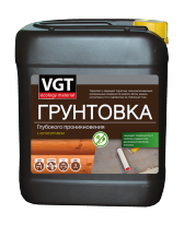 Грунт глубокопроникающий антисептирующий VGT 5 кг