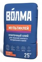 Клей для натурального камня ВОЛМА-Мультиклей, 25 кг