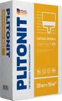 Шпаклевка финишная полимерно-клеевая ПЛИТОНИТ Кп, 20 кг