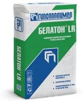 Шаклевка финишная полимерная ГИПСОПОЛИМЕР Белатон LR, 25 кг