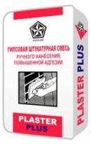 Штукатурка гипсовая РУСЕАН PLASTER Plus, 30 кг