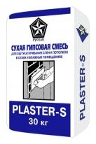 Штукатурка гипсовая РУСЕАН PLASTER-S, 30 кг